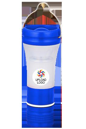 Upload Business Logo Mini Lantern With Focus Torch E-135