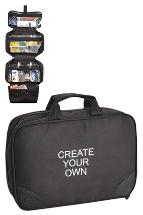 4 Layer Toiletry Kit E-122