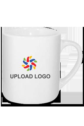 Upload Company Logo Chai Mug