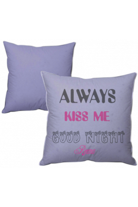 Good Night Cushion Cover