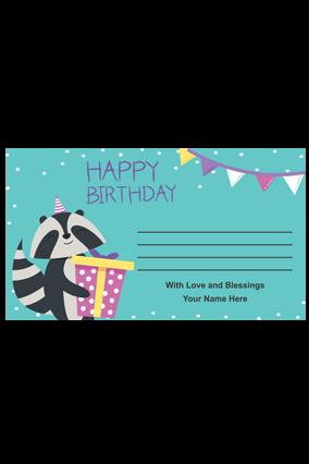 Kitty Gift Card
