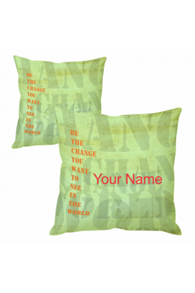Inspire Change Cushion Cover