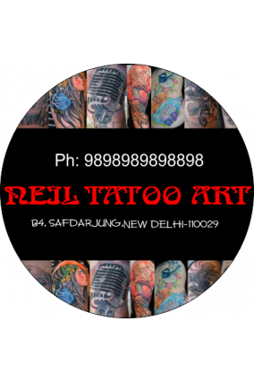 Promotional The Tattoo Sticker