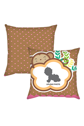 Soothing Baby Cushion Cover
