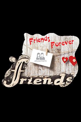 Best Friends Forever Photo Frame