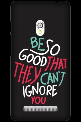 Asus Zenfone 5 Smart Moves Black Mobile Cover