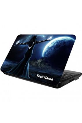 Dark Fantasy Printed Laptop Skin