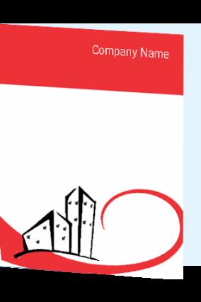 Classy Architect Folder