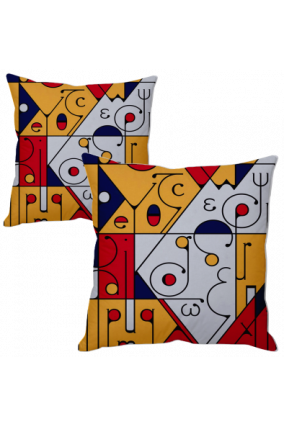 Artistic Personalized Cushion Cover