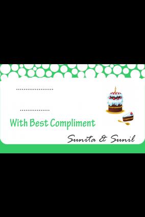 Fresh Green Gift Card