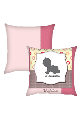 Beautiful Baby Cushion Cover