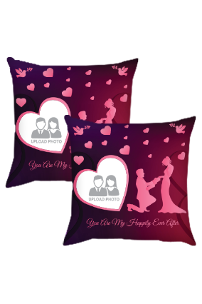 Date On Cushion Cover