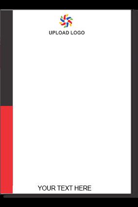 Simple Line Letter Head