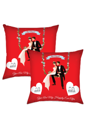 Just For You Cushion Cover