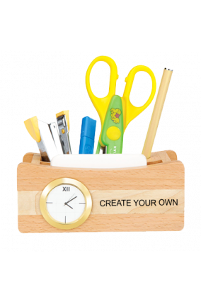 Create Your Own Pen Stand