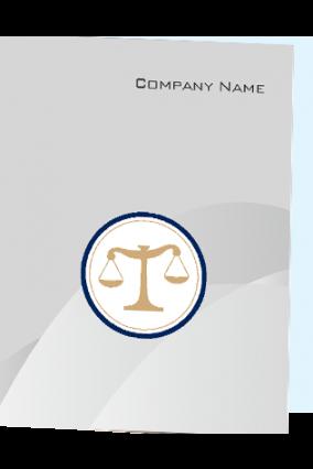 Classic Law Folder