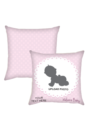 Classy Baby Cushion Cover