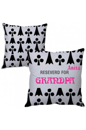 Fun Print Cushion Cover