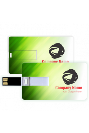 Designer Green Notes Business Pen Drive (8, 16, 32 GB)