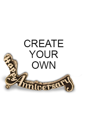 Create Your Own Anniversary Photo Frame