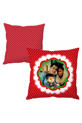 Joys of Life New Year Cushion Cover