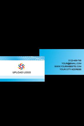 Business Card | Blue Card