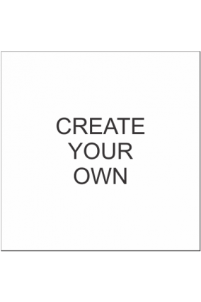 Create Your Own Square Sticker