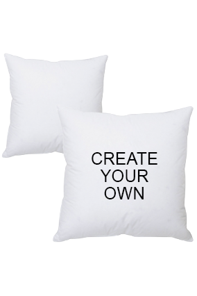 Create Your own Cushion Cover