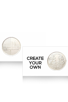 Create Your Own Silver Coin