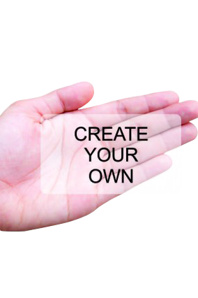 Customize Create Your Own Transparent Business Card (Pack of 125 Cards)