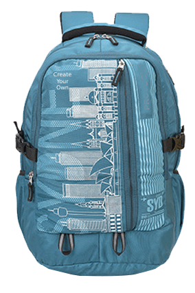 Sydney 35 Ltr (Sea Green) Backback Bag