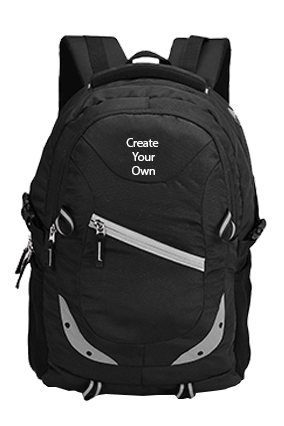 Spacy 35 Ltr (Black) Backpack Bag