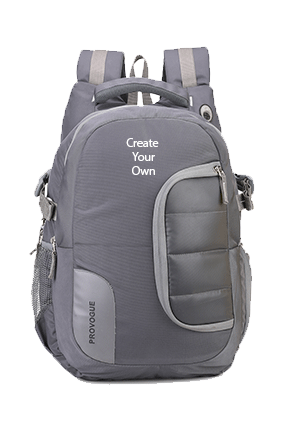 Jersey 45 Ltr (Grey) Backback Bag