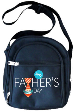 Awesome Dad Sling Bags
