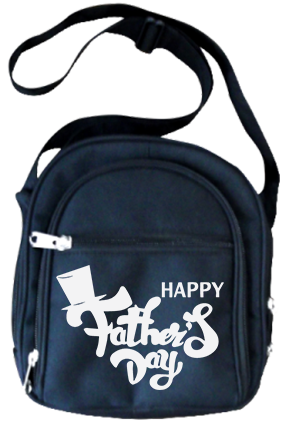 Best Dad In World Sling Bags