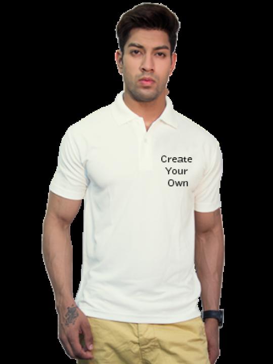 Effit White Dot Net Dri-Fit T-Shirt- CB
