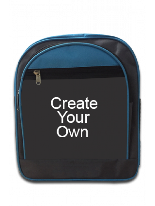 School Bags (Blue) - Business