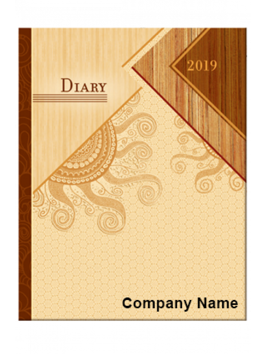 Customized Corporate Diary 104