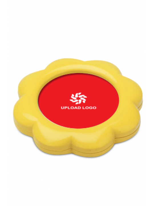 Promotional Red Colored Paperweight - 111