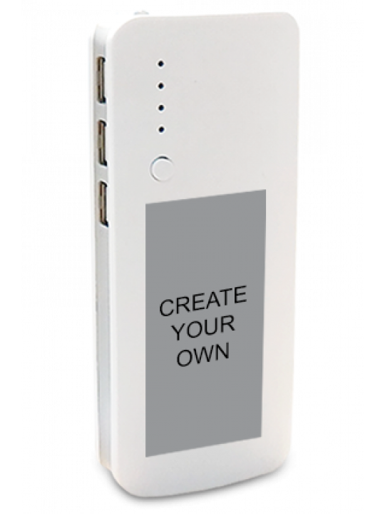 Create Your Own 13000mAh Power Bank