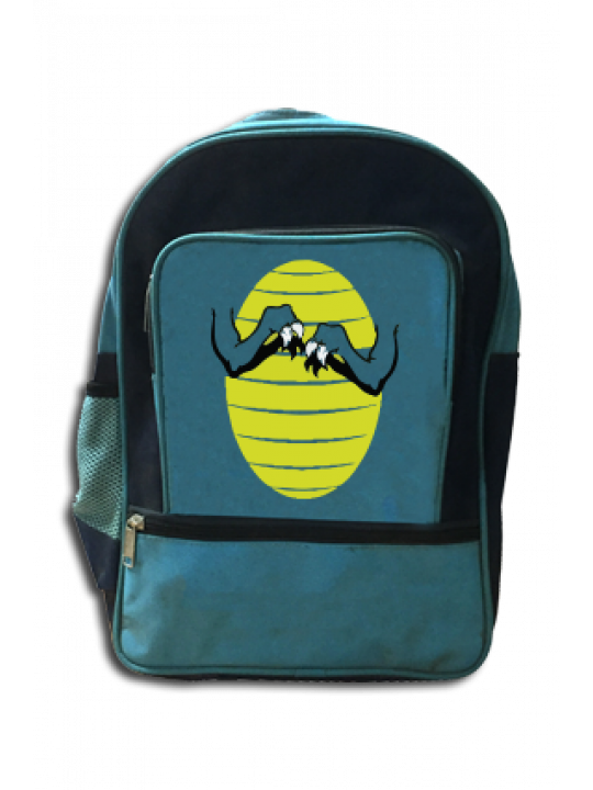 Monster School Bag