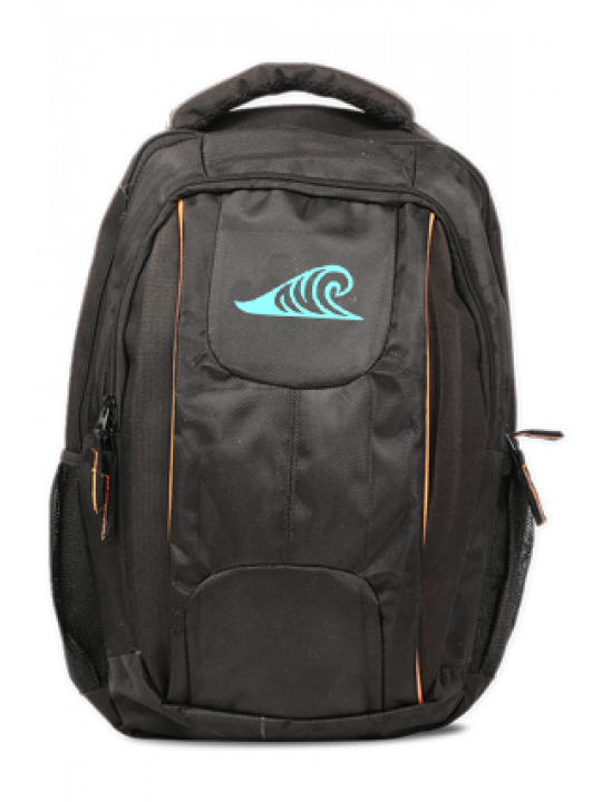 Turquoise Moves Laptop Bag