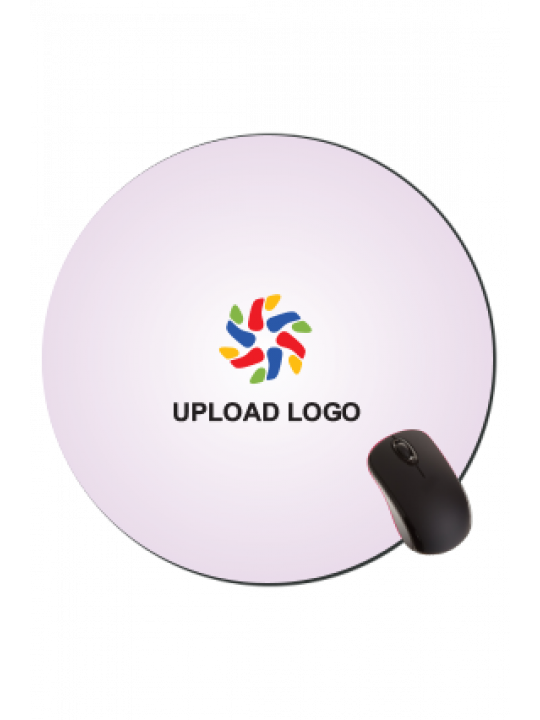 Corporate Great Round Mousepad