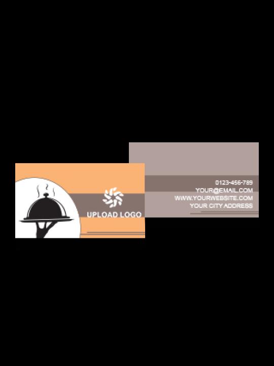 Business Card | Black Line Card