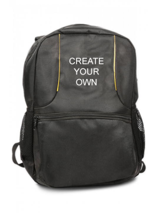 Create Your Own Yellow Laptop Bag