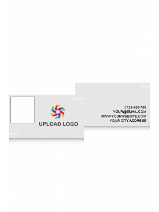 Business Card | Plain Card