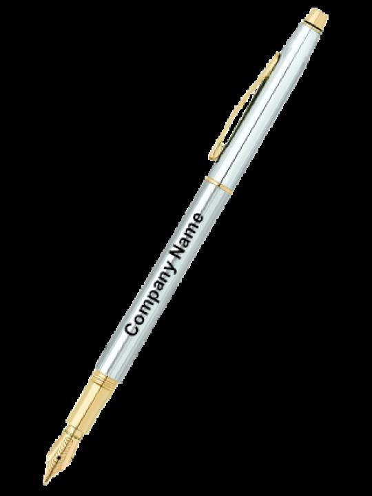 Cross AT0086-75 Chrome Medalist Fountain Pen