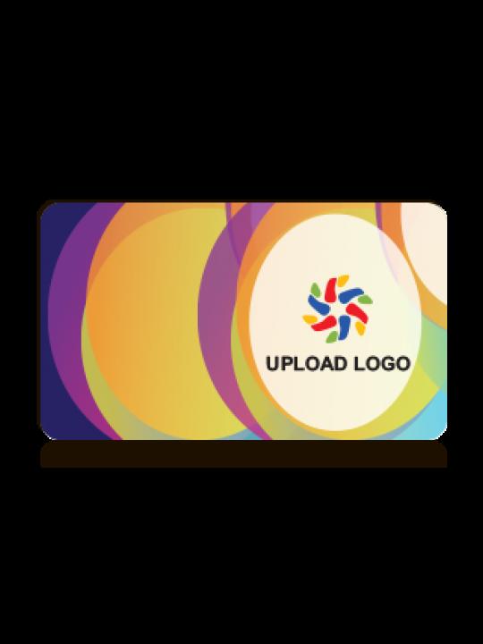Multi Color Landscape MDF Magnet