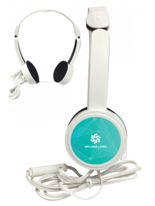 Sea Green Headphone