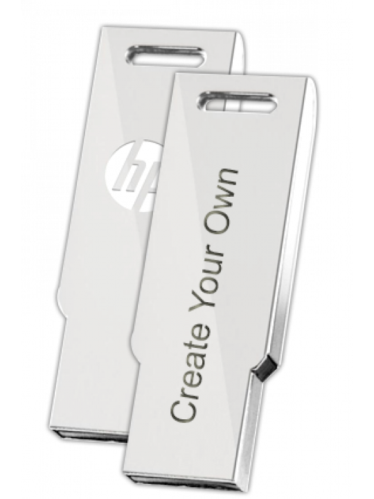 HP Metal Pen Drive (V232)
